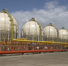 Low Temperature & Cryogenic Storage Tanks
